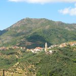 Levanto - inland walk to Montale