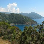 Levanto & Bonassola coast views