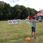Archery on site