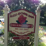 Foto Red Rose Inn Bed and Breakfast
