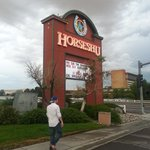 Horseshu Hotel and Casino resmi