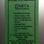 Photo de Darta Homestay