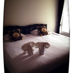 Clean and Tidy room with cute elephants