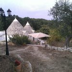 Photo de Trulli del Bosco