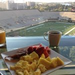Φωτογραφία: Marriott Nashville at Vanderbilt University