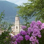 The beautiful church of St Nicholas, Merano!