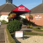 Foto van Waltham Abbey Marriott Hotel