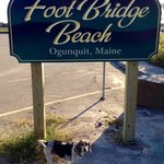 Foto de Footbridge Beach Motel