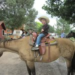 Children's Horseback Riding