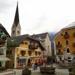 Hallstatt - central square