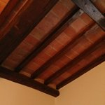 Lovely old wooden beams