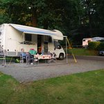 Abbey Wood Caravan Club Site Foto