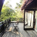 The Banyan Tree - balcony