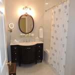Upscale Bathroom and Amenities
