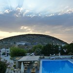 Kalimera Skyros! from our room