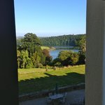 View from bedroom to River Tamar