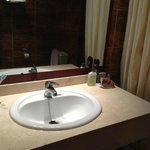 Bathroom sink (Rm 431)