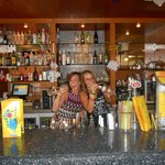 The best bar staff in Ayia Napa Debbie and Holly