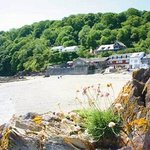 Foto de The Cawsand Bay Hotel