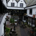 New Inn Courtyard