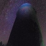 Milky Way at the Halfway wigwam