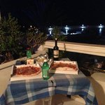 balcony pizza!