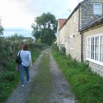 Footpath to Pickering