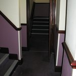 Corridors in the Stroud Premier Inn
