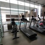 Fitness Center with pool