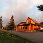Fishing Lodge in Bristol Bay
