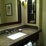 Bathroom in Concierge King