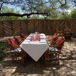 Tindiga Tented Camp Foto