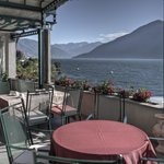 Hotel Del Lago, Breakfast Terrace
