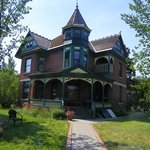 Bozeman's Lehrkind Mansion Bed and Breakfast Foto