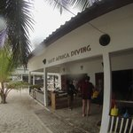 East Africa Diving Centre Foto