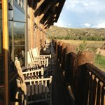 Foto de The Lodge and Spa at Brush Creek Ranch