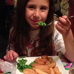 Cater well for children's too- look at the chunky chips and everything's home made !