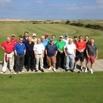 Flamboro Head GC - Golf before Royal Brid