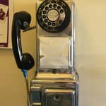 Love the old public phone