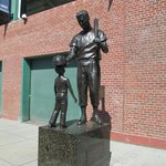 Ted Williams statue