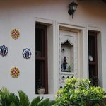 Homestay premises