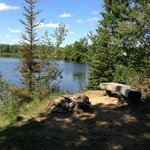 Red Deer Log Cabins and Campground Foto