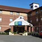 Holiday Inn Express Taunton M5 Jct 25 resmi