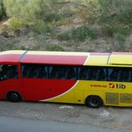 The bus to Cala D,Or