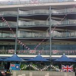 Royal Yacht St Helier, ready for The Jersey  Airshow.