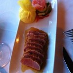 Ahi Tuna--you need to order this!