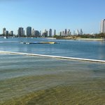 Specially designed swimming areas at Southport on the Gold Coast - Tony Scott