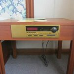 Ipod docking station from the 80s