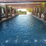 Probably the best hotel pool in Hyderabad!