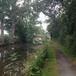 canal walk at Old Storehouse